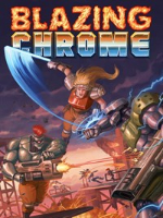 Alle Infos zu Blazing Chrome (Switch)