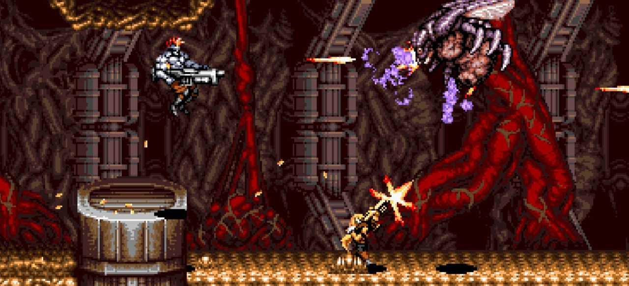 Blazing Chrome (Arcade-Action) von The Arcade Crew