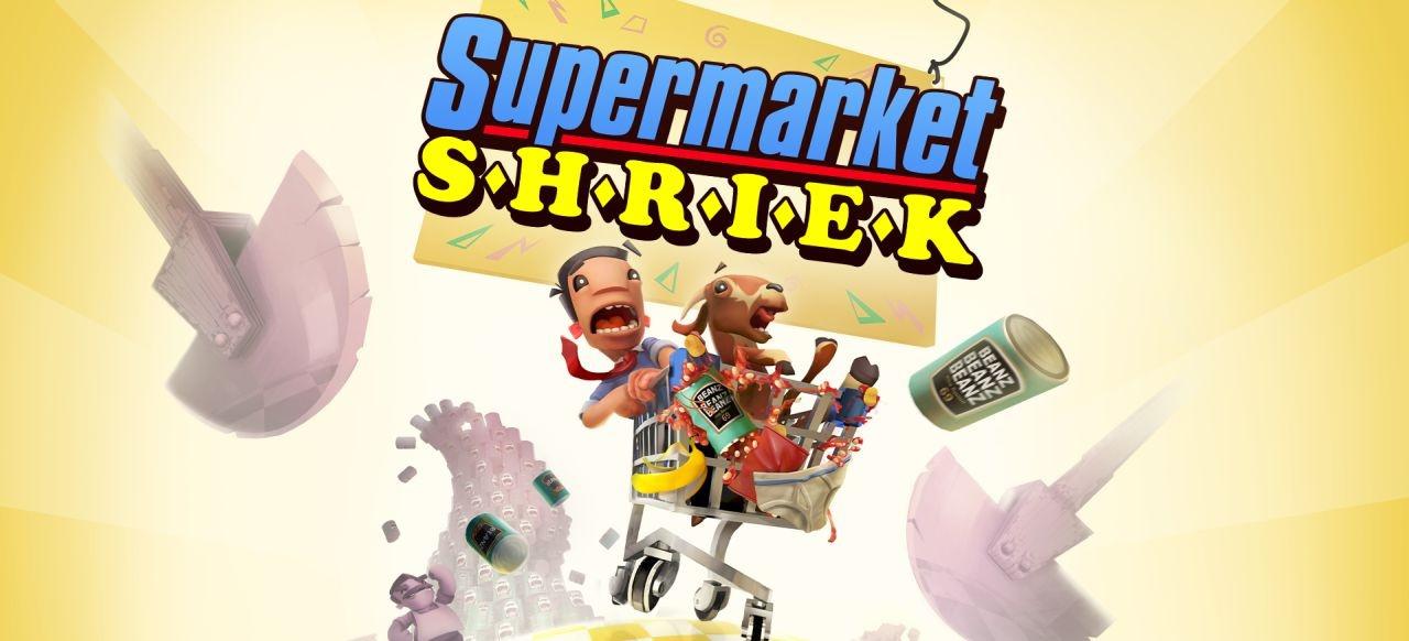 Supermarket Shriek (Rennspiel) von Billy Goat Entertainment / PQube