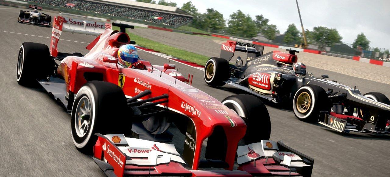 F1 2013 (Rennspiel) von Codemasters / Namco Bandai