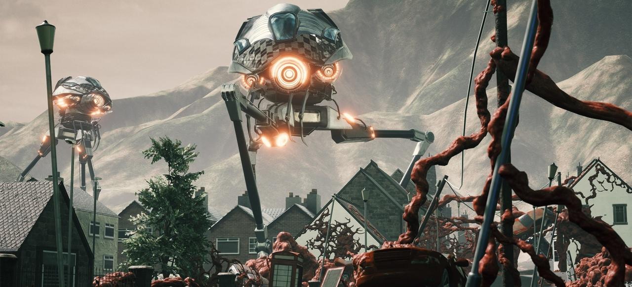 Grey Skies: A War of the Worlds Story (Action-Adventure) von Steel Arts Software