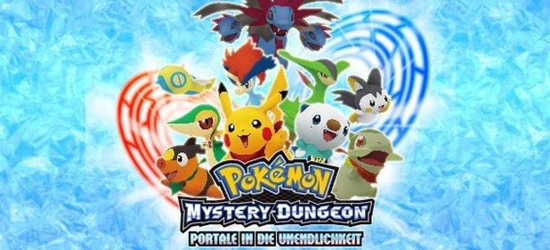 Pokémon Mystery Dungeon: Portale in die Unendlichkeit (Taktik & Strategie) von Nintendo
