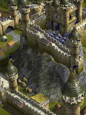 Alle Infos zu Stronghold Legends (PC)