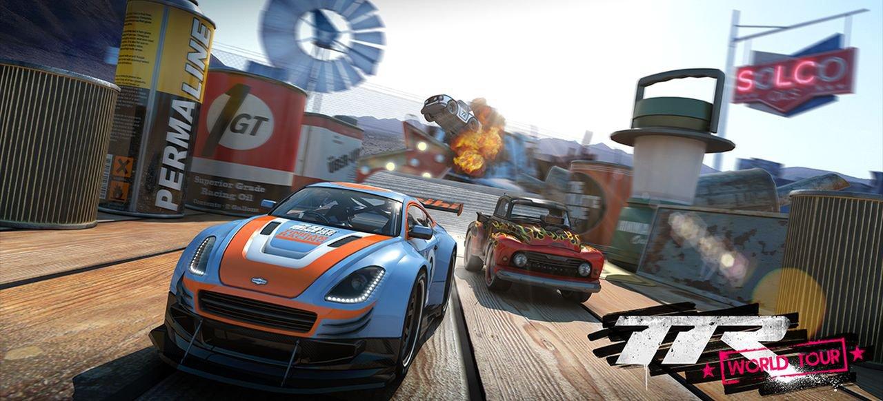 Table Top Racing: World Tour (Rennspiel) von Playrise Digital