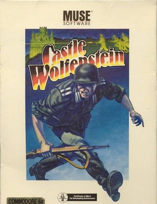 Alle Infos zu Castle Wolfenstein (PC)