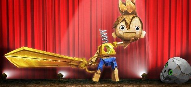 Der Puppenspieler (Plattformer) von Sony
