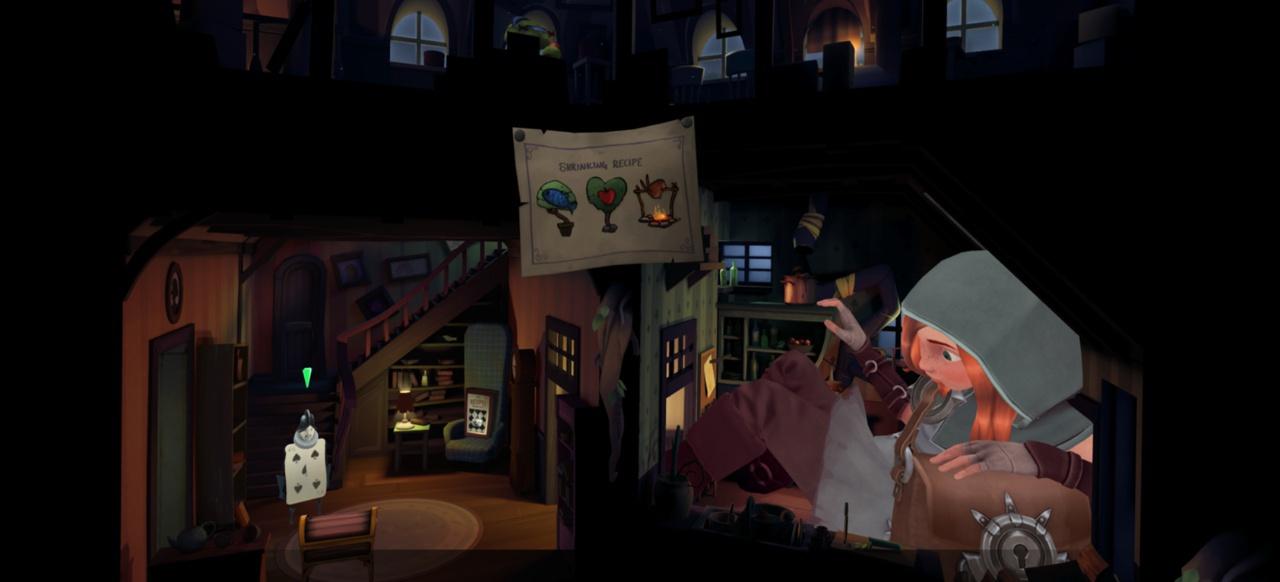 Down the Rabbit Hole (Adventure) von Beyond Frames Entertainment