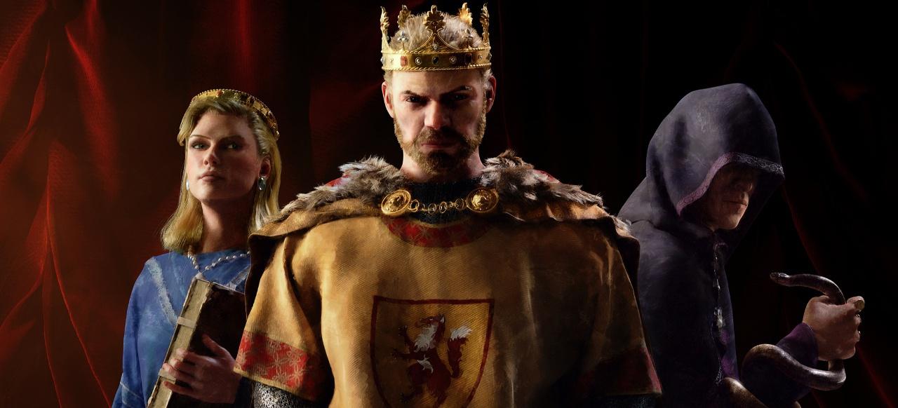 Macht, Religion & Intrigen im Mittelalter