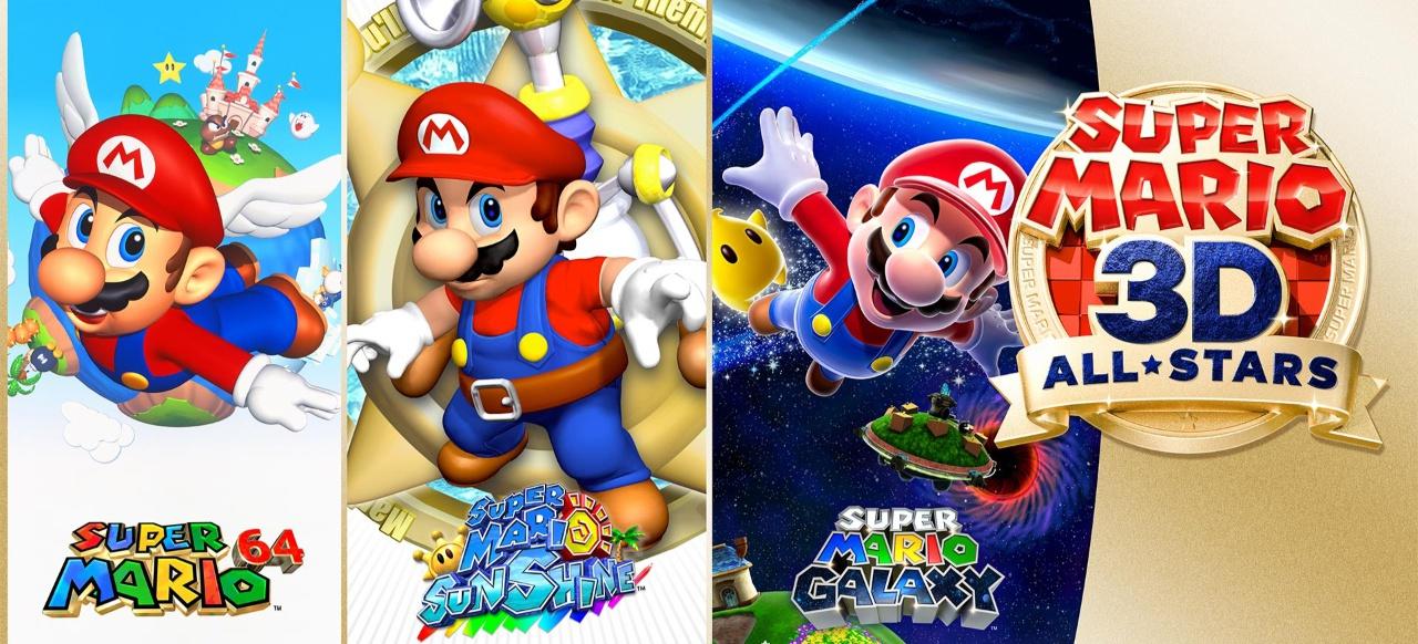 Super Mario 3D All-Stars (Plattformer) von Nintendo