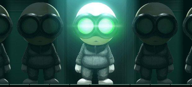 Stealth Inc.: A Clone in the Dark (Logik & Kreativität) von Sony