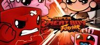 Super Meat Boy Forever: Flatscht kommende Woche auf Sonys und Microsofts Konsolen