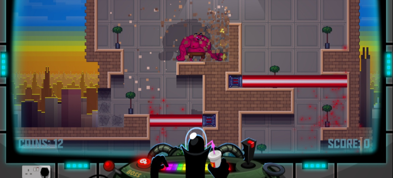 88 Heroes (Plattformer) von Rising Star Games