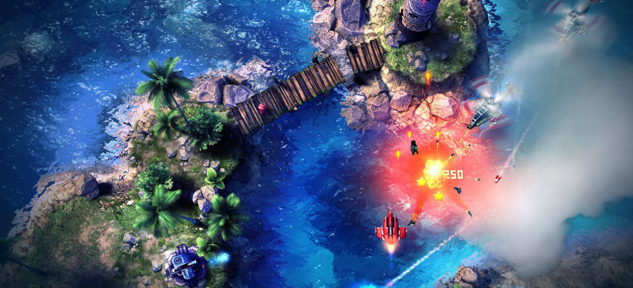Sky Force Anniversary (Arcade-Action) von Infinite Dreams