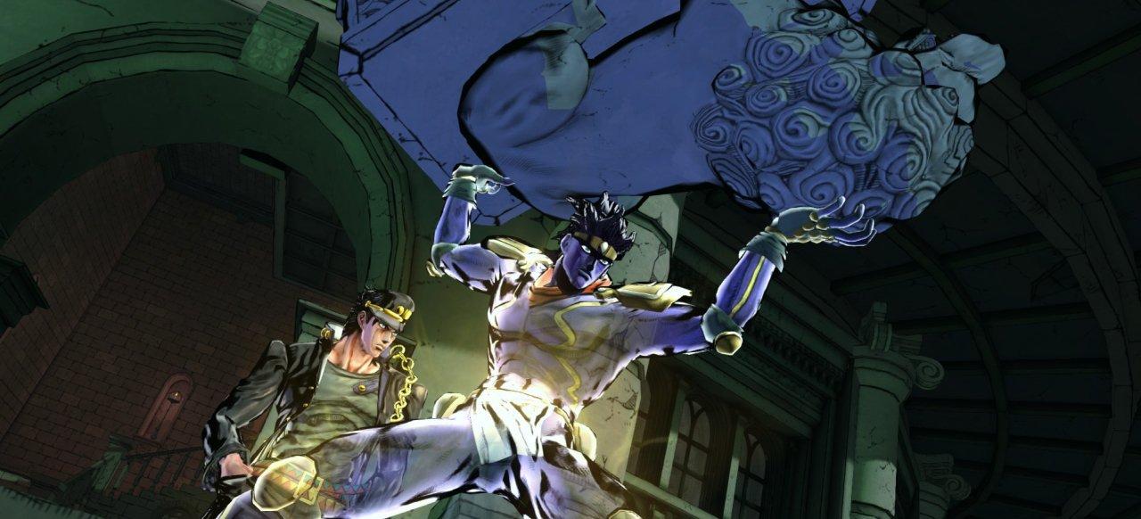 JoJo's Bizarre Adventure: Eyes of Heaven (Prügeln & Kämpfen) von Bandai Namco