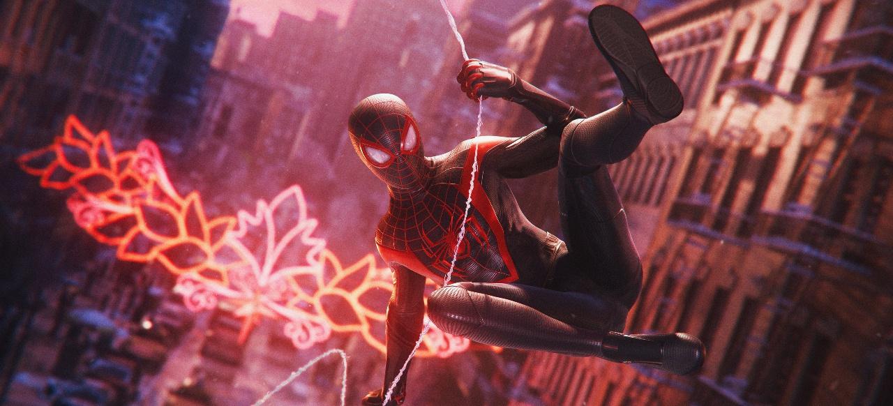 Marvel's Spider-Man: Miles Morales (Action-Adventure) von Sony