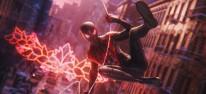 Marvel's Spider-Man: Miles Morales: Ist doch ein eigenständiges Spiel; Umfang mit Uncharted: Lost Legacy vergleichbar
