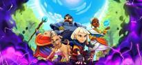 Rollers of the Realm: Reunion: Flipper-Rollenspiel geht in die zweite Runde
