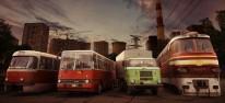 """Workers & Resources: Soviet Republic: Early-Access-Update bringt Kernkraft und """"Verteilungszentren"""""""