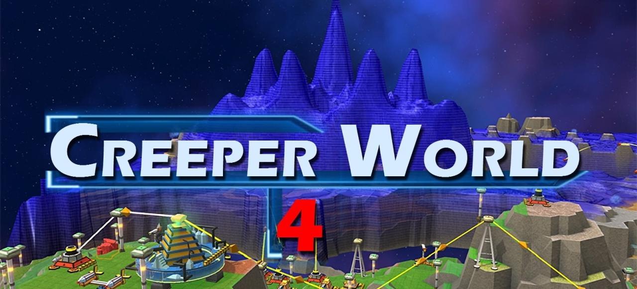 Creeper World 4 (Taktik & Strategie) von Knuckle Cracker