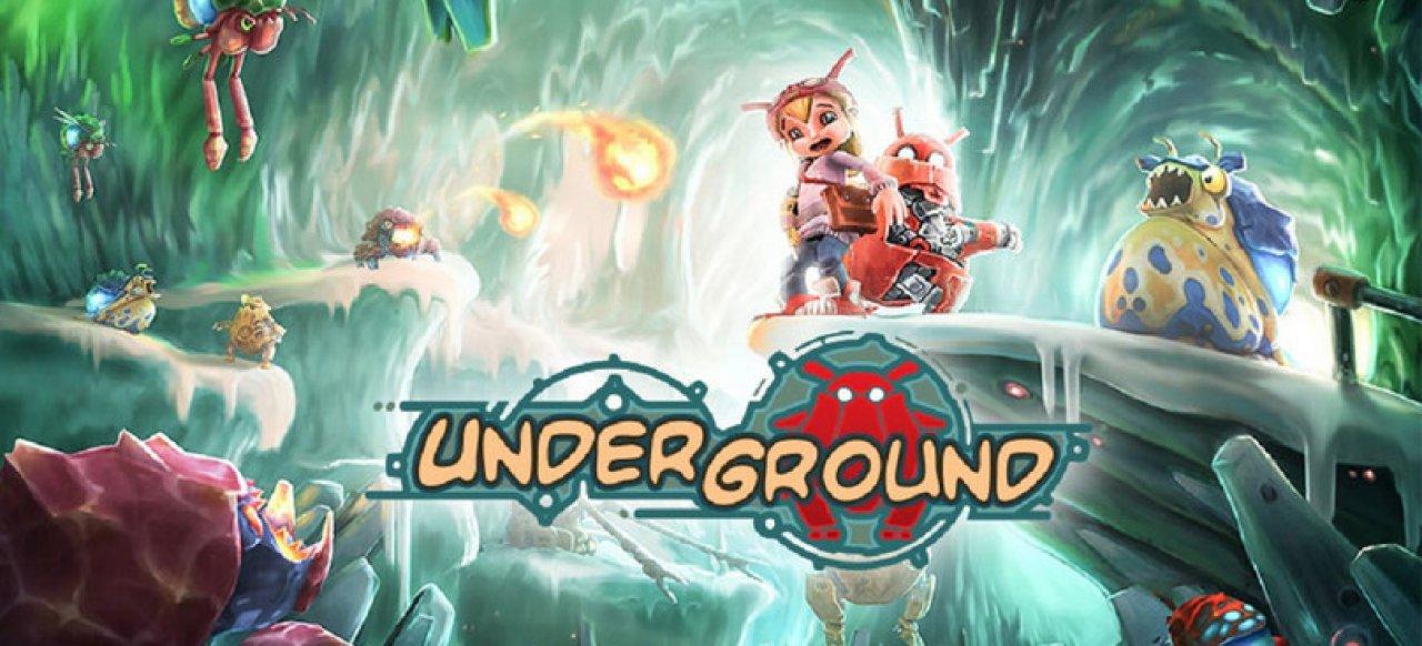 Underground (Logik & Kreativität) von Nintendo