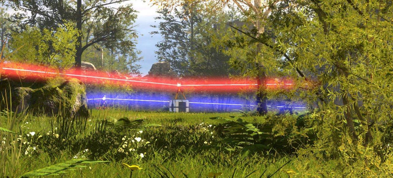 The Talos Principle (Logik & Kreativität) von Devolver Digital / Bandai Namco