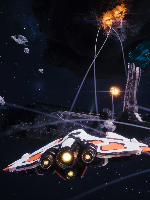Alle Infos zu Everspace - Encounters (PC,Switch,XboxOne)
