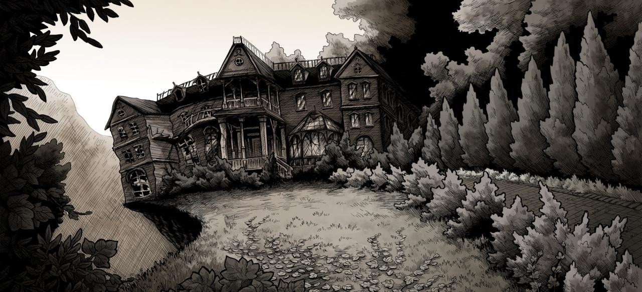 Scarlet Hollow (Adventure) von Black Tabby Games