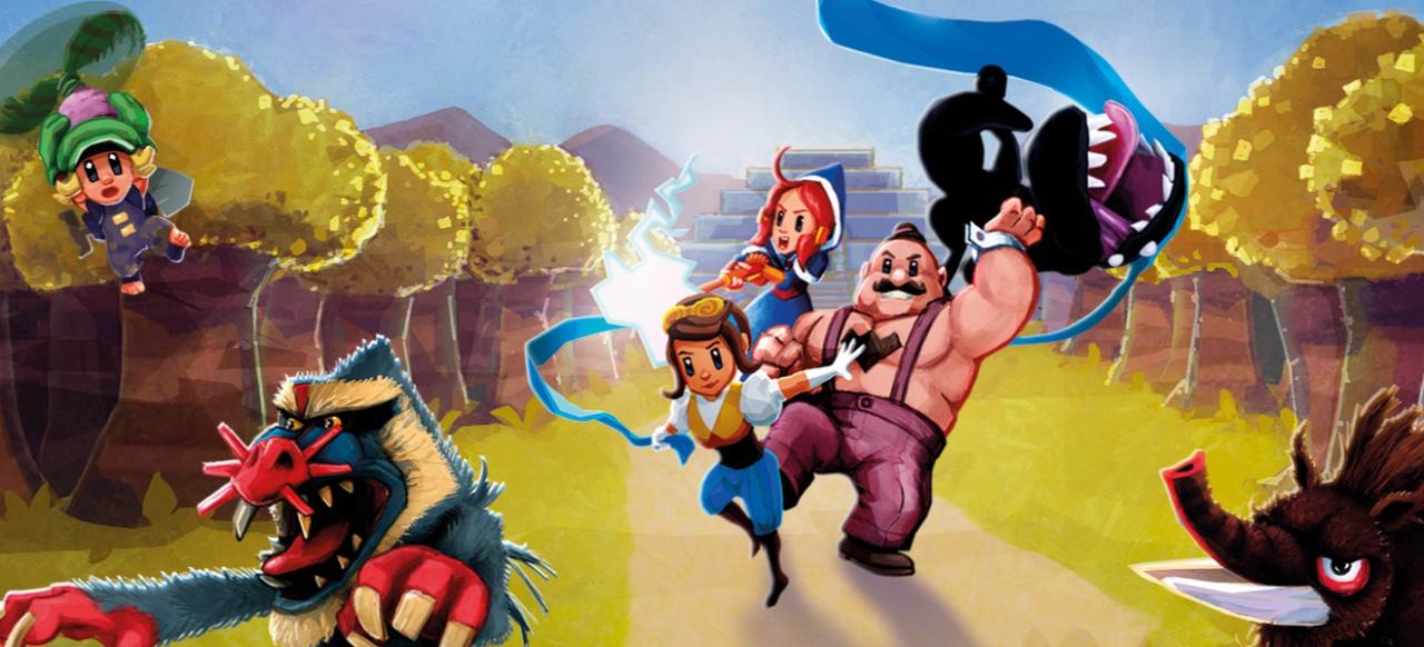 World to the West (Action-Adventure) von Rain Games / SOEDESCO