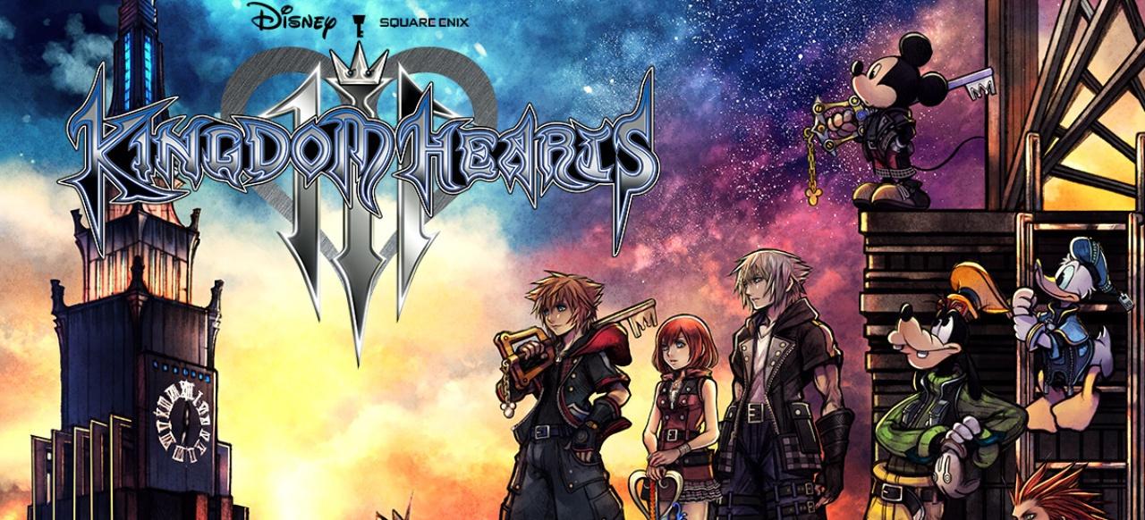 Kingdom Hearts 3 (Rollenspiel) von Square Enix