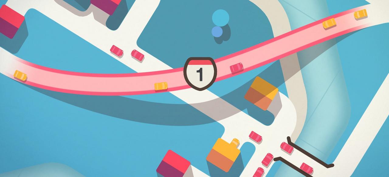 Mini Motorways (Simulation) von Dinosaur Polo Club
