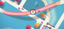 Mini Motorways: Minimalistischer Straßenbau erscheint im Juli für PC und 2022 für Switch