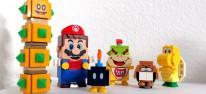 Lego Super Mario: Acht Erweiterungs-Sets vervollständigen die Produktreihe