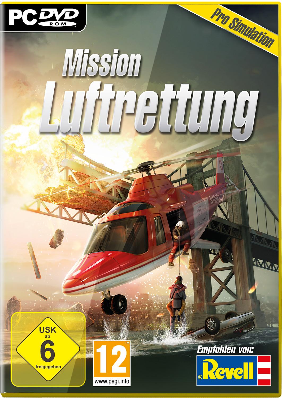 Alle Infos zu Mission Luftrettung (PC)