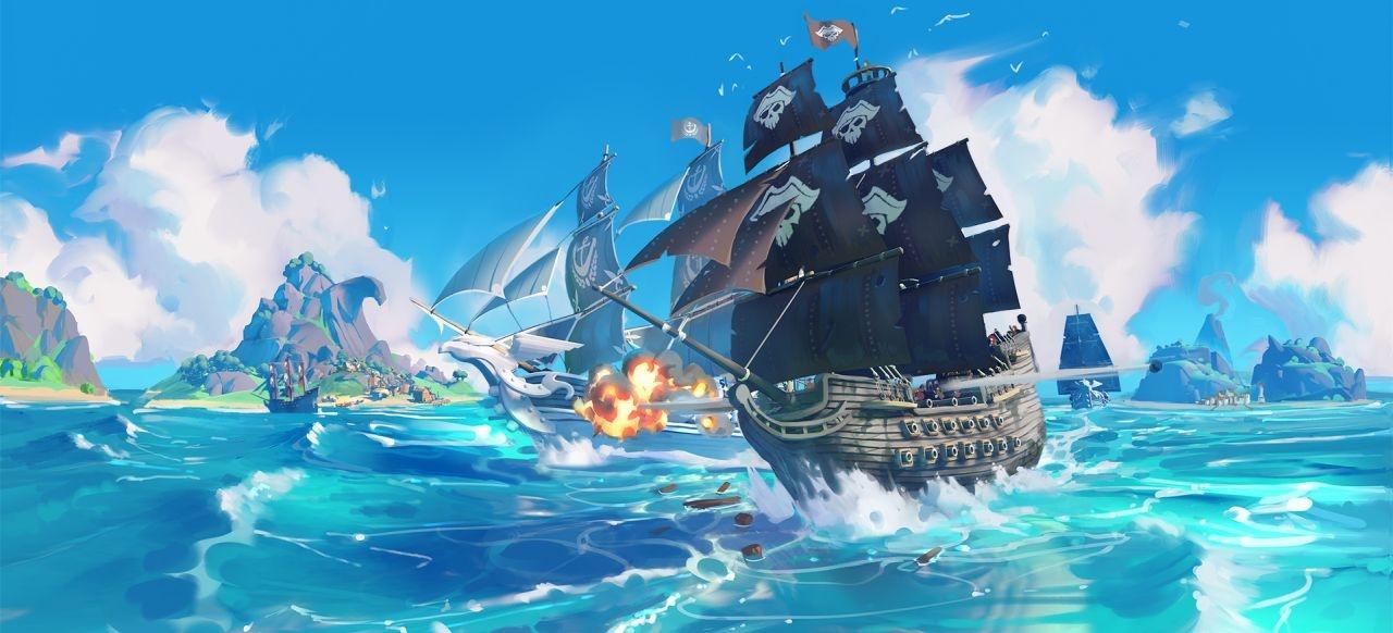 King of Seas (Rollenspiel) von Team17