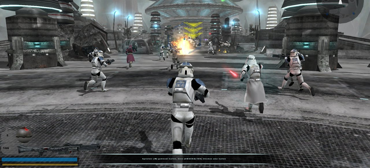 Star Wars: Battlefront (2004) (Shooter) von Activision
