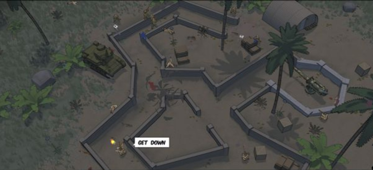 Running with Rifles: Pacific (Shooter) von Osumia Games