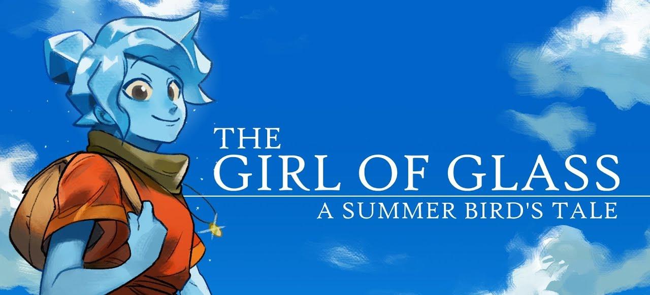 The Girl of Glass: A Summer Bird's Tale (Adventure) von En Widunderlig Produktion