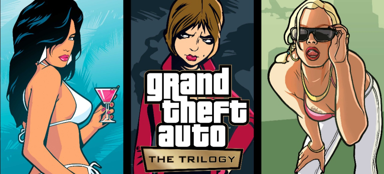 Grand Theft Auto: The Trilogy - The Definitive Edition (Action-Adventure) von Take-Two Interactive