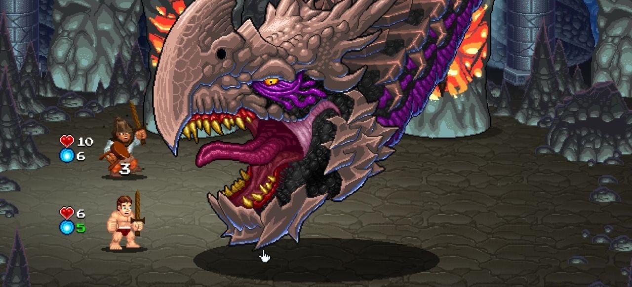 Soda Dungeon 2 (Rollenspiel) von Armor Games Studios