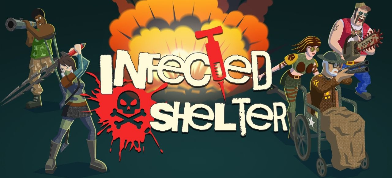 Infected Shelter (Rollenspiel) von Dark Blue Games