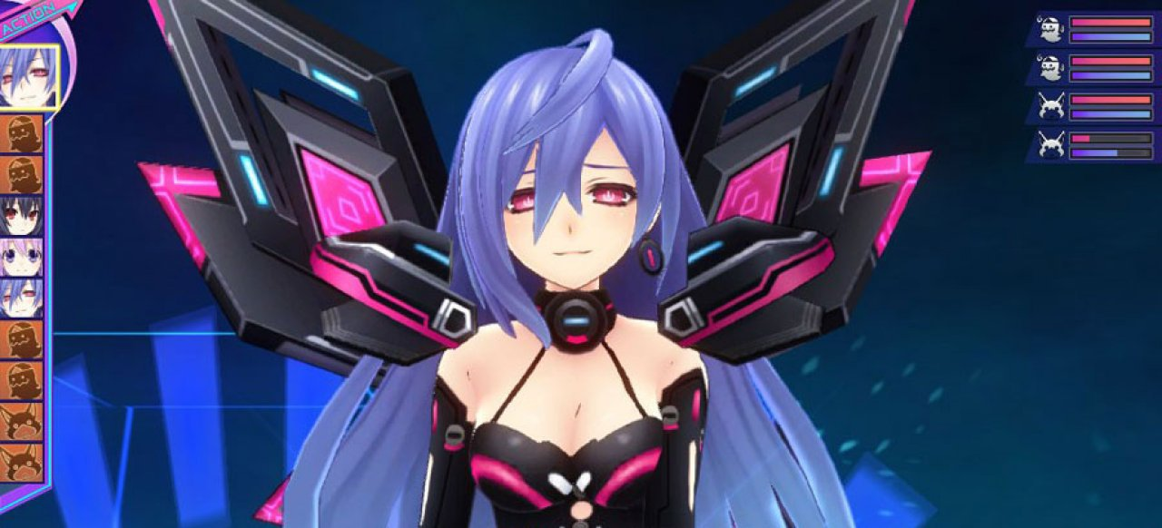 Hyperdimension Neptunia Re;Birth 3: V Generation (Rollenspiel) von