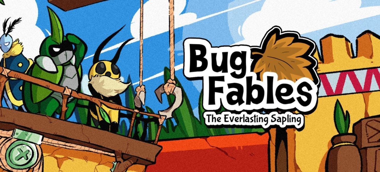 Bug Fables: The Everlasting Sapling (Rollenspiel) von DANGEN Entertainment