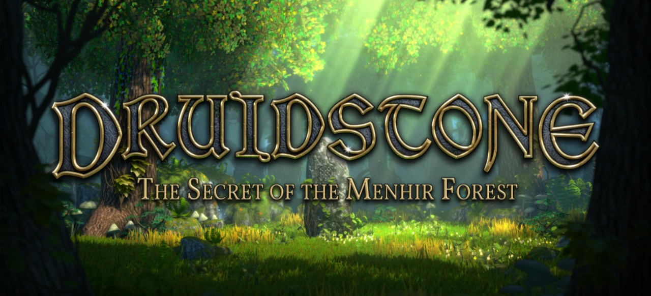 Druidstone: The Secret of Menhir Forest (Strategie) von Ctrl Alt Ninja Ltd.