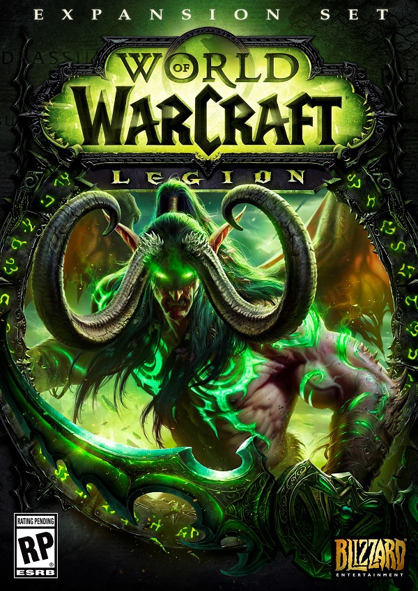 Alle Infos zu World of WarCraft: Legion (PC)