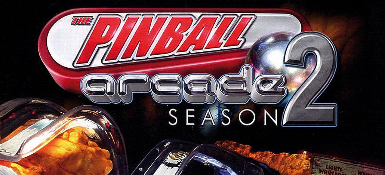 The Pinball Arcade - Season 2 (Geschicklichkeit) von System 3