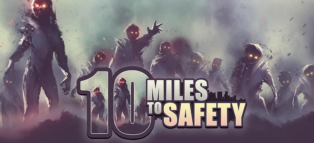 10 Miles To Safety (Survival & Crafting) von Trickjump Games