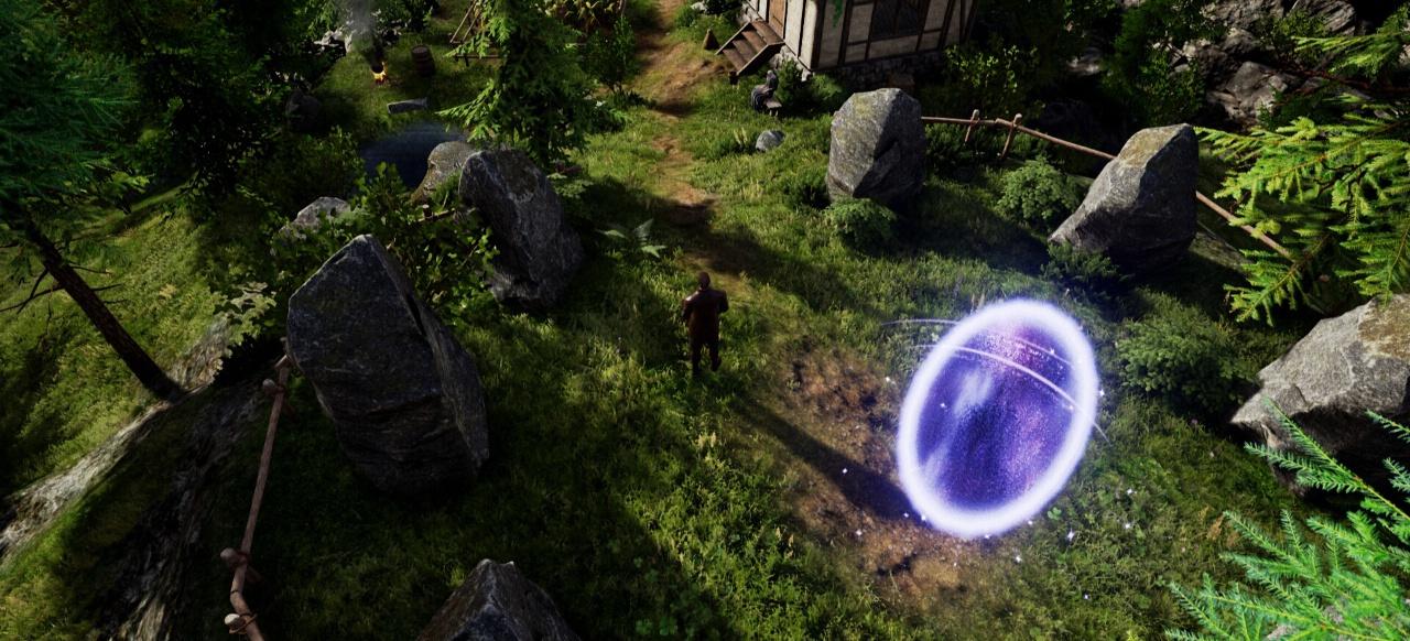 Corven - Path of Redemption (Rollenspiel) von Titans of Ether