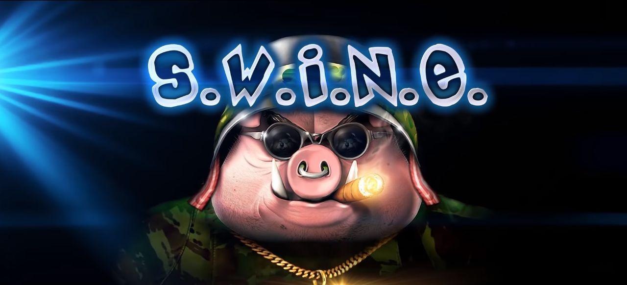 S.W.I.N.E. (Taktik & Strategie) von Fishtank Interactive / Assemble Entertainment