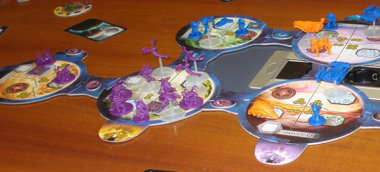 StarCraft - Das Brettspiel (Brettspiel) von Heidelberger Spieleverlag