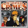 Alle Infos zu Metropolis Crimes (NDS)